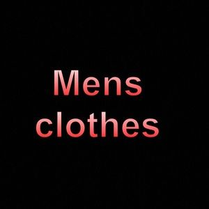 Other - Men's clothes below here